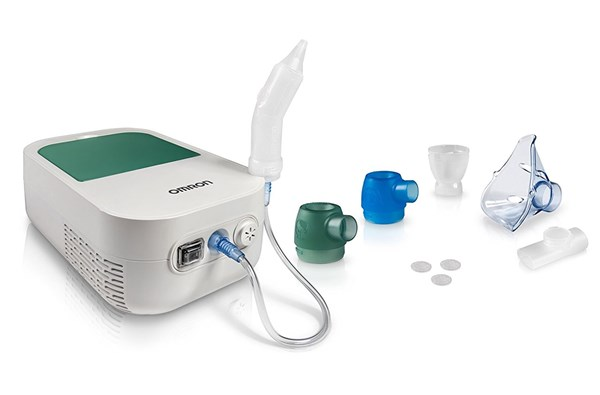 Picture of OMRON DuoBaby 2-in-1 compressor nebulizer