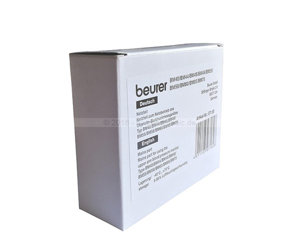 Picture of Power Adapter for beuer blood pressure monitor