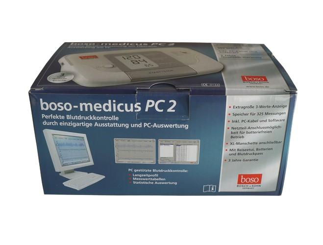 boso medicus pc2 anwenderfreundliches blutdruckmessger t. Black Bedroom Furniture Sets. Home Design Ideas