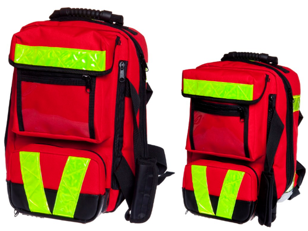Picture of AED/Defibrilator backpack